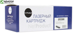 Тонер-картридж NetProduct (N-CF230X) для HP LJ Pro M203/MFP M227, 3,5K, без чипа купить в новосибирске. adutor.ru