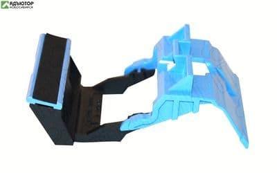 RM1-2462-000CN/Q7829-67927 Тормозная площадка ручного лотка HP LJ 5200/M5025/M5035 (O) купить в новосибирске. adutor.ru