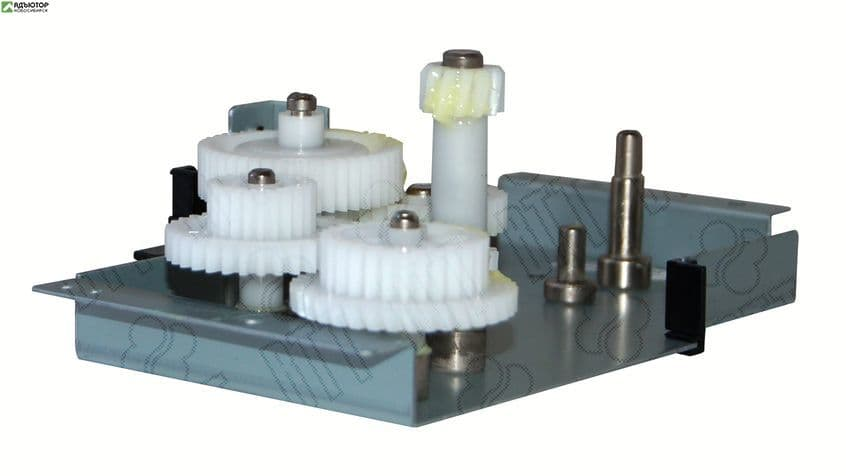 RM1-3746-000CN Узел привода печки HP LJ P3005/M3027/M3035 (O) купить в новосибирске. adutor.ru