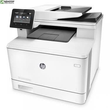 МФУ HP Color LaserJet Pro M477fnw (A4, принтер/сканер/копир/факс, 600x600 dpi, 27 ppm, USB, Wi-Fi) купить в новосибирске. adutor.ru