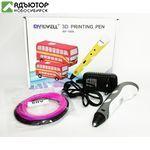 3D ручка Myriwell RP-100A 6+ серая (комплект ABS) купить в новосибирске. adutor.ru