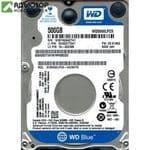"""Жесткий диск WD Original SATA-III 500Gb WD5000LPCX Blue (5400rpm) 16Mb 2.5""""  купить в новосибирске. adutor.ru"""