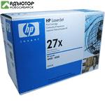Картридж HP LJ 4000/4050 (Оригинал) C4127X, (10 000 стр.)