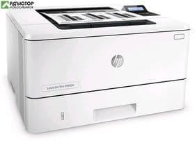 Принтер лазерный HP LaserJet Pro M402n (A4, 1200dpi, 4800x600, 38ppm, 128Mb, 2tray 100+250, USB2.0/G